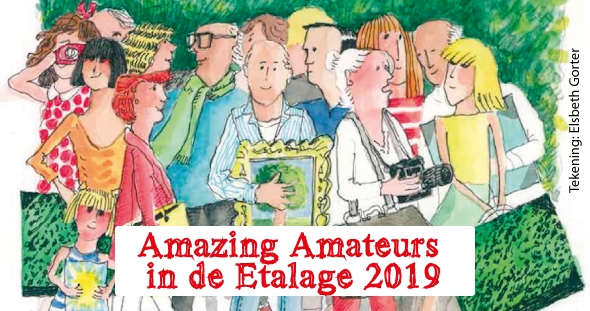 Amazing Amateurs in de Etalage 2019