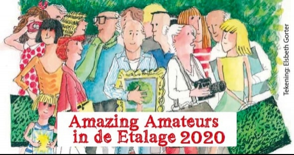 Amazing Amateurs in de Etalage 2020