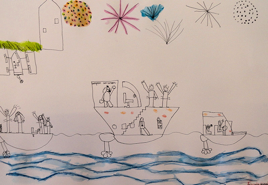 Stichting Kunst en Cultuur Aalsmeer • Kinderpagina